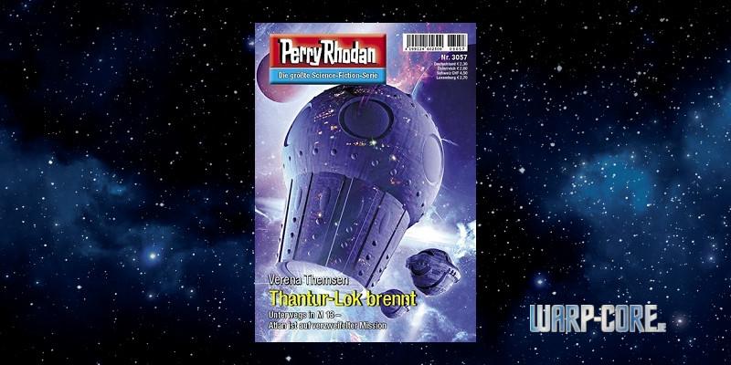 [Perry Rhodan 3057] Thantur-Lok brennt