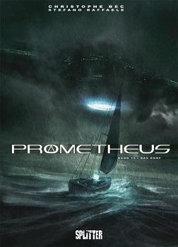 Prometheus Das Dorf Cover