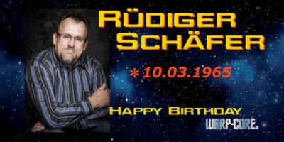 Spotlight: Rüdiger Schäfer