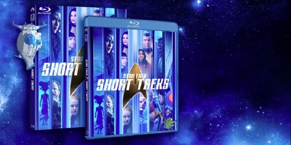 Short Treks auf DVD und BluRay