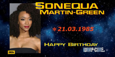 Spotlight: Sonequa Martin-Green