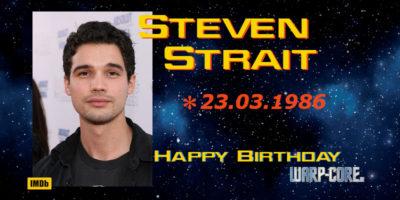 Spotlight: Steven Strait