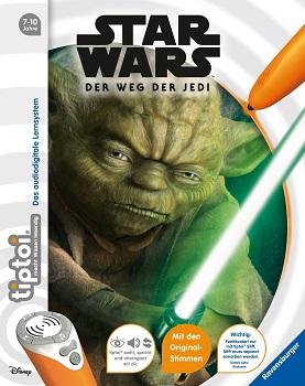 tiptoi Star Wars der Weg derJedi