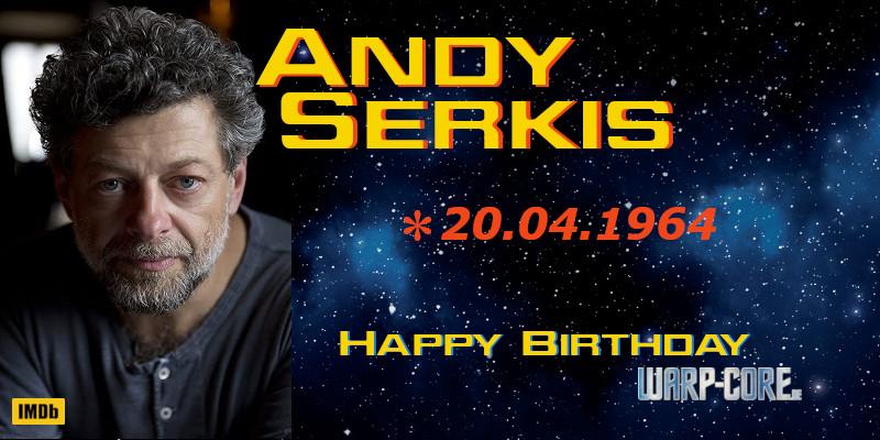 Spotlight: Andy Serkis