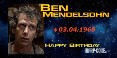 Spotlight: Ben Mendelsohn