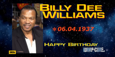 Spotlight: Billy Dee Williams