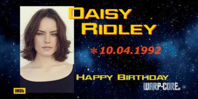Spotlight: Daisy Ridley