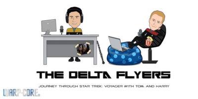 The Delta Flyers – Voyager Podcast mit Robert Duncan McNeill und Garrett Wang
