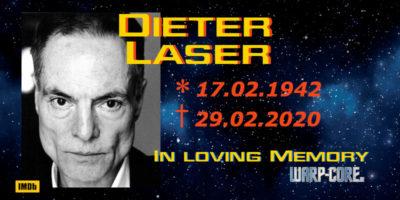Dieter Laser verstorben
