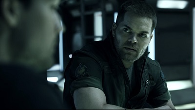 The Expanse Tiefpunkt Wes Chatham als Amos