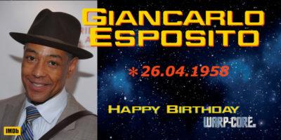 Spotlight: Giancarlo Esposito