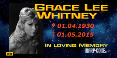 Spotlight: Grace Lee Whitney