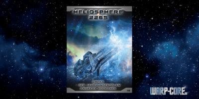 [Heliosphere 2265 012] Omega: Der Jahrhundertplan