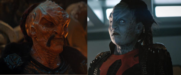 Die Entwicklung der Klingonen Discovery