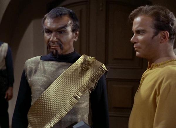 Entwicklung der Klingonen The Original Series