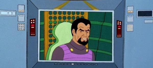 Die Entwicklung der Klingonen The Animated Series