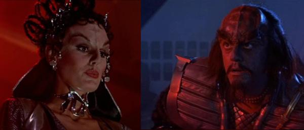 Entwicklung der Klingonen Star Trek 3