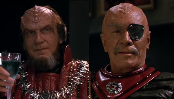 Entwicklung der Klingonen Star Trek 6