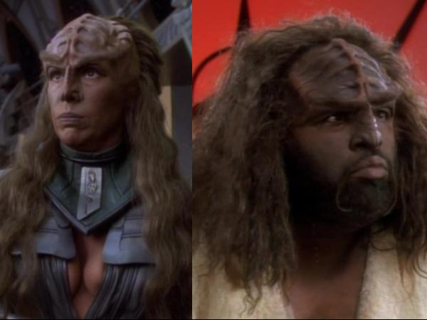 Die Entwicklung der Klingonen Deep Space Nine