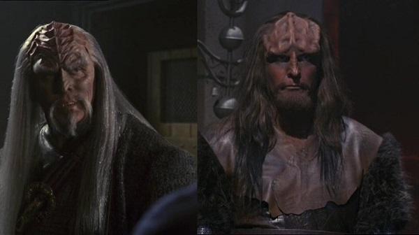 Die Entwicklung der Klingonen Enterprise