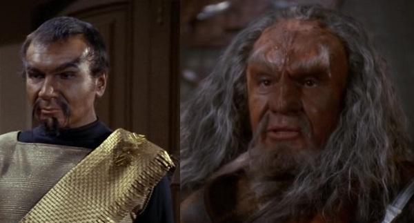 Die Entwciklung der Klingonen