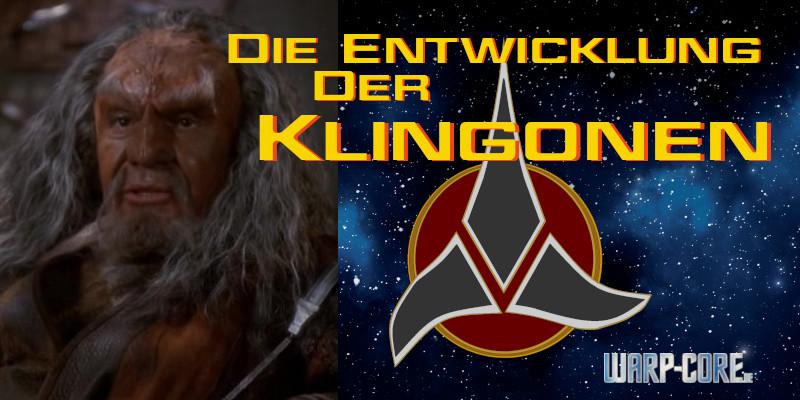Die Entwicklung der Klingonen