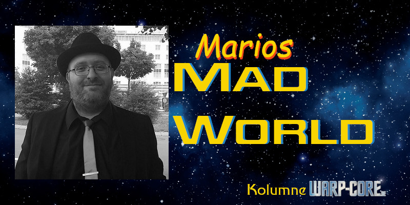 Marios Mad World