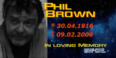 Spotlight: Phil Brown