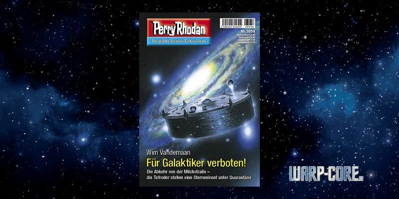 [Perry Rhodan 3058] Für Galaktiker verboten!