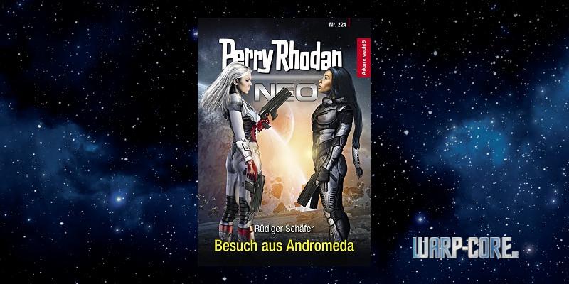 [Perry Rhodan NEO 224] Besuch aus Andromeda