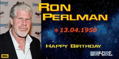 Spotlight: Ron Perlman