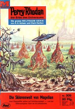 Die Sklavenwelt von Magellan