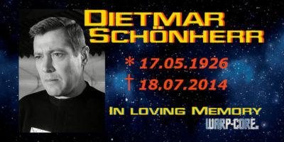 Spotlight: Dietmar Schönherr
