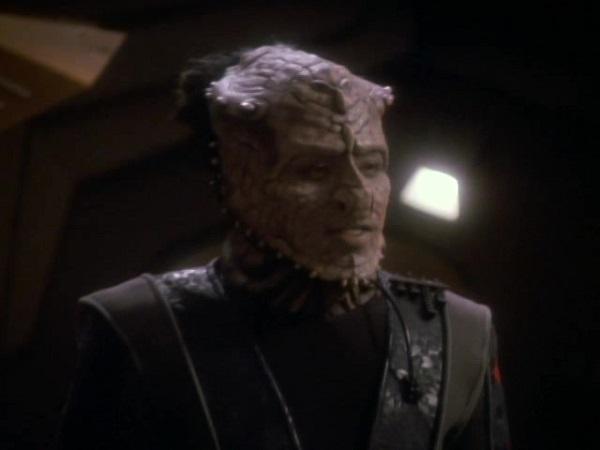 Star Trek Deep Space Nine Der Plan des Dominion