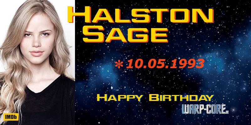 Halston Sage