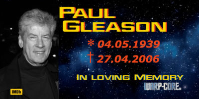 Spotlight: Paul Gleason