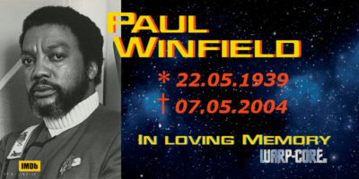 Spotlight: Paul Winfield