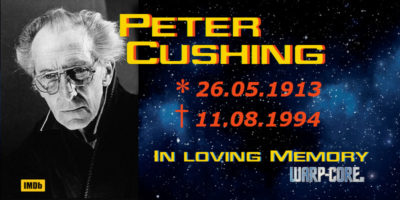 Spotlight: Peter Cushing