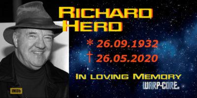 Richard Herd verstorben