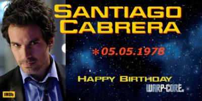 Spotlight: Santiago Cabrera