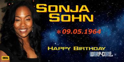 Spotlight: Sonja Sohn