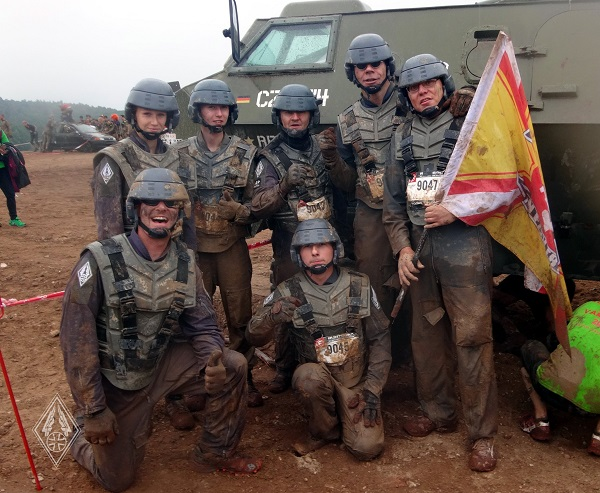 Starship Troopers German Division