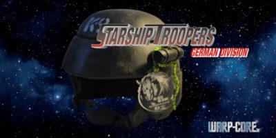 Sie leisten ihren Beitrag: Starship Troopers German Division