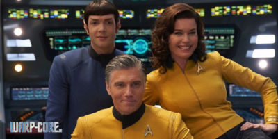 UPDATE: Star Trek Strange New Worlds angekündigt
