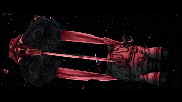 Star Wars The Clone Wars Der Angriff der Malevolence