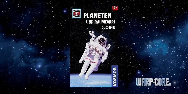 [warpKids] Was ist Was – Planeten und Raumfahrt