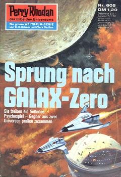 Sprung nach GALAX-Zero