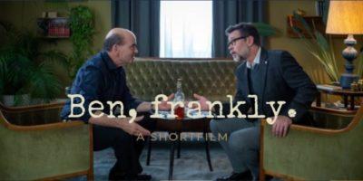 Vorschau: Ben, frankly. – Premiere am 27.6.2020