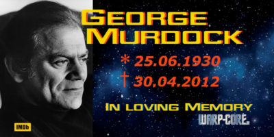Spotlight: George Murdock