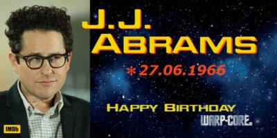 Spotlight: J. J. Abrams